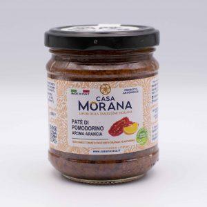 Paté di Pomodorino Aroma Arancia