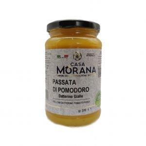 Passata di Pomodoro datterino giallo