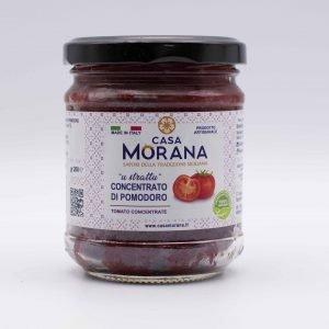 """Concentrato di pomodorino – """"Strattu"""""""