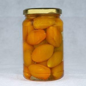 Pomodoro datterino giallo al naturale